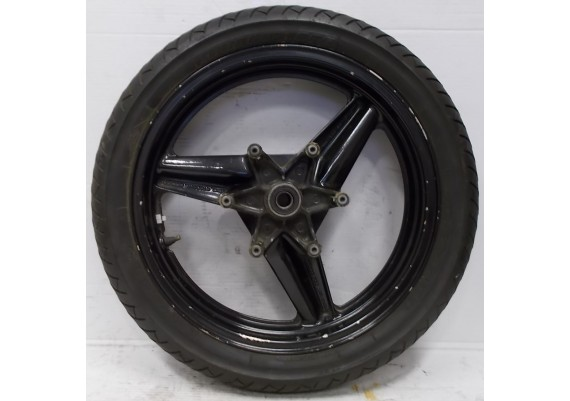 """Voorvelg zwart (1) 17"""" !! J17 x MT2.50 VFR 750 F RC24"""