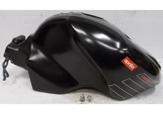 Tank matzwart/oranje-rood/zilver (1) E104722A ACERBIS 11671.00 RSV 1000