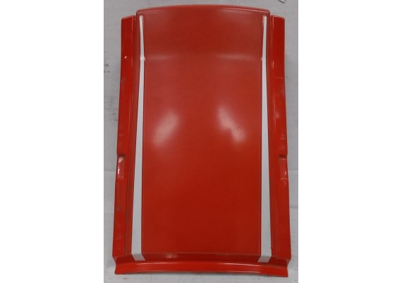 Verbindingsdeel achterkant-kont rood/zilver (1) 4YR-2165-00 FZS 600 Fazer