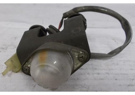 Kentekenplaatverlichting GTR 1000