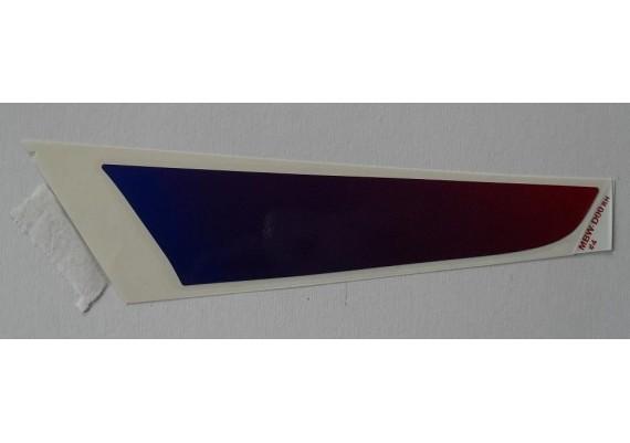Sticker 64307-MBW-D00ZA CBR 600 F4