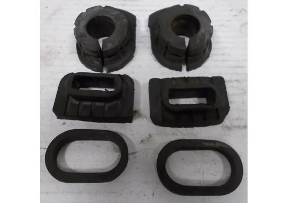 Diverse rubbers (set zoals op foto getoond) FJ 1200 3XW