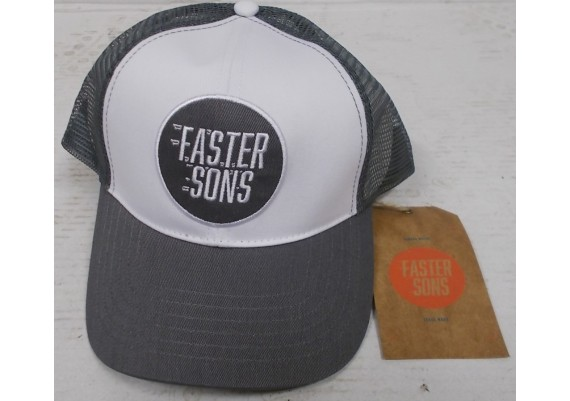 Pet / Trucker Cap N15-PH090-A1 Faster Sons