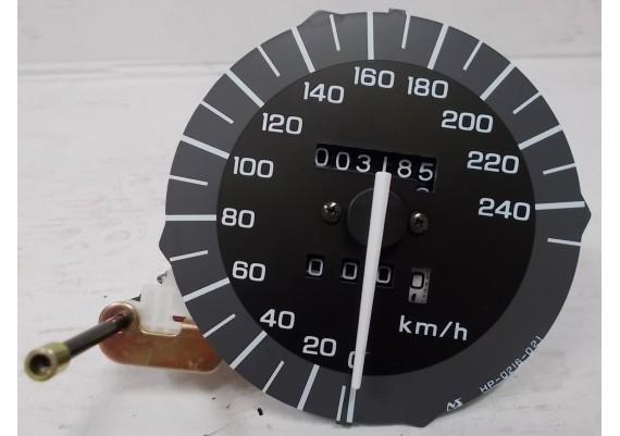 Kilometerteller / snelheidsmeter (3185 km.) 37200-MT3-612 ST 1100 Pan European