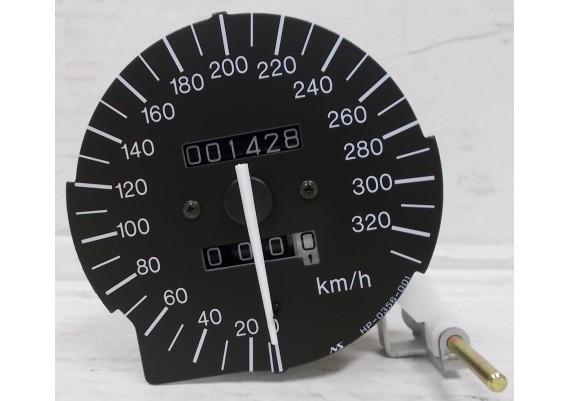 Kilometerteller / snelheidsmeter (1428 km.) 37200-MAT-611 CBR 1100 XX Blackbird