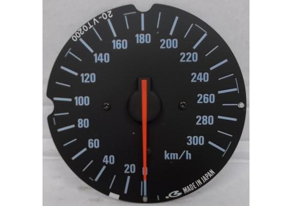 Kilometerteller / snelheidsmeter CBR 900 RR 98/99