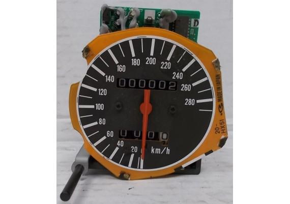 Kilometerteller / snelheidsmeter (2 km.) 37200-MAL-G00 CBR 600 F3
