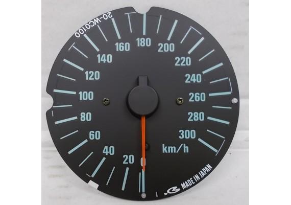Snelheidsmeter / wijzerplaat NIEUW 37200-MBW-611 CBR 600 F4