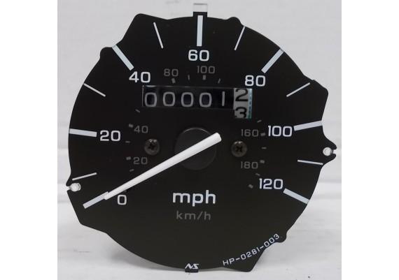 Milenteller / snelheidsmeter NIEUW (1 km.) 37200-MY1-601 XRV 750 Africa Twin