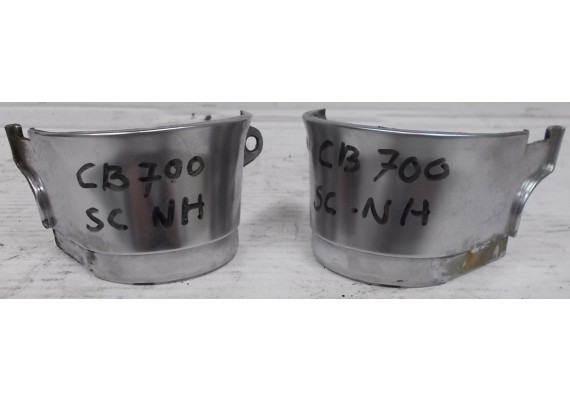 sierkappen luchtfilter/carburateurs (set) CB 700/750 SC NH