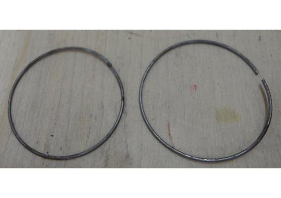 Veertjes/ringen voorpoten (set) CBR 1000 F