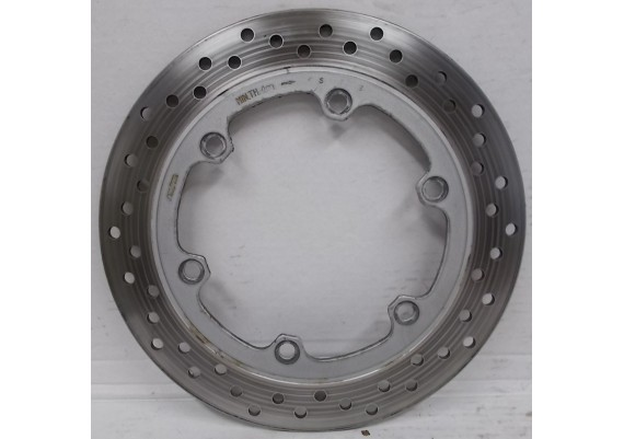 Remschijf achter (1) 4,8 mm. NT 650 V