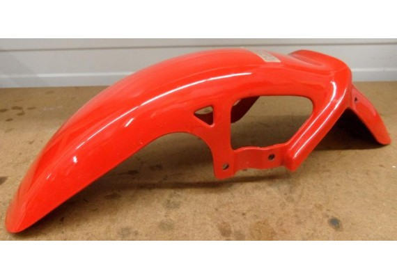 Voorspatbord rood Le Mans 4