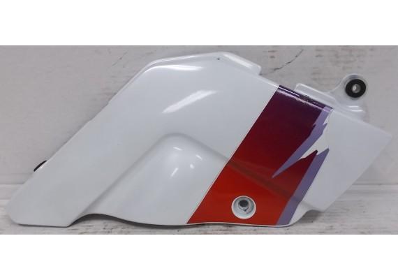 Zijkuipdeel klein links wit/rood/paars (1) 47611-17E01 L GSXR 750 W
