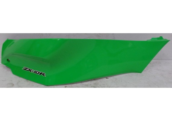 Tankcover links groen (1) 14092-0787 ZX10R