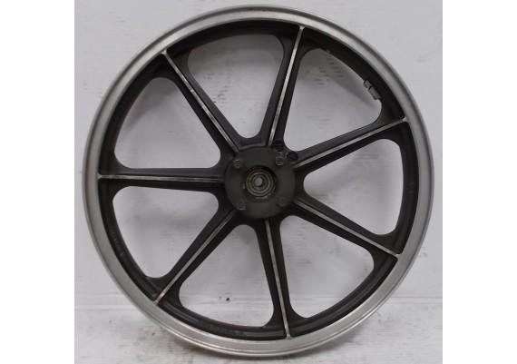 Voorvelg zwart/aluminium (2) J19 x MT1.85 LTD 440