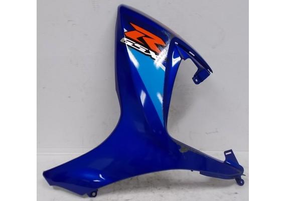 Zijkuip links blauw/oranje/zilver (1) 94483-01H00 GSXR 600