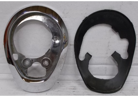 Tankdopomlijsting inclusief rubber ZR 1100 Zephyr