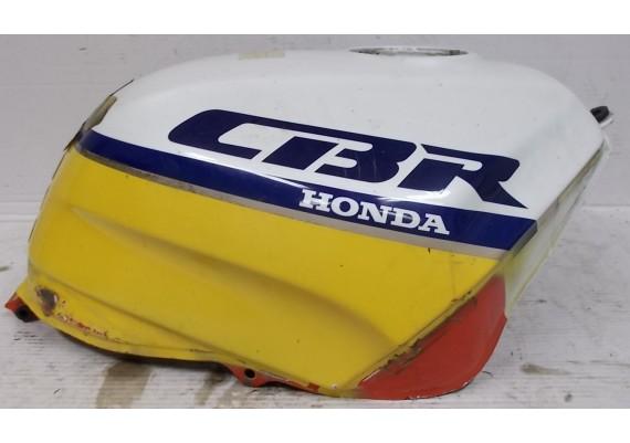 Tank geel/wit/blauw (1) CBR 1000 F SC24