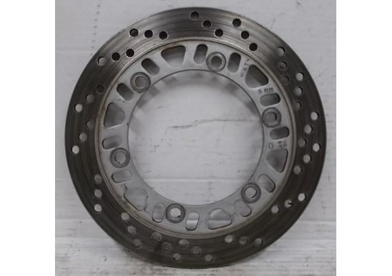 Remschijf achter (1) 5,7 mm. ZZR 1100 C