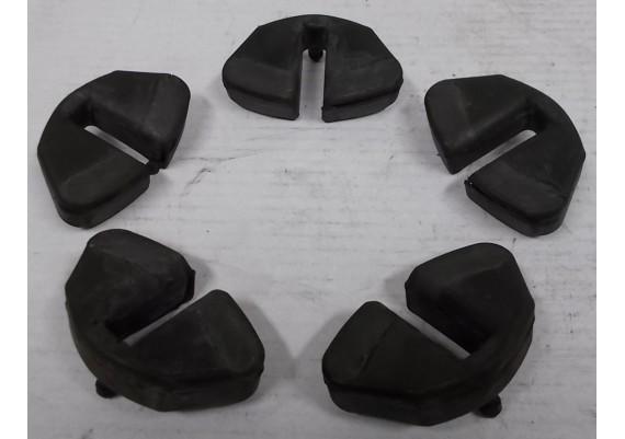 Aandrijfrubbers (set) GSX 750 F