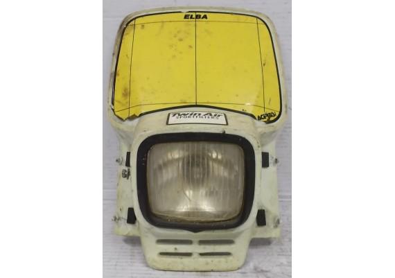 Koplampunit wit/geel (1) XR 600 R