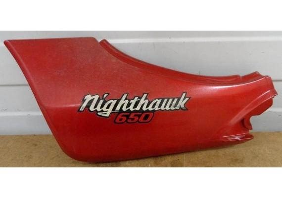 Zijkap links rood (vaal) 83710-ME5b-0200 CB 650 SC