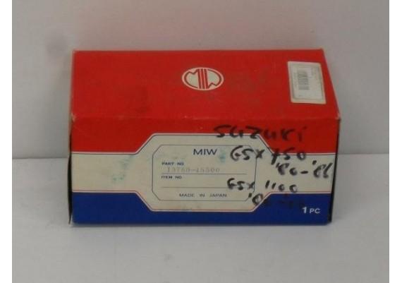 Luchtfilter GSX 750 ('80-'86)+GSX 1100 ('80-'81) MIW 13780-45500