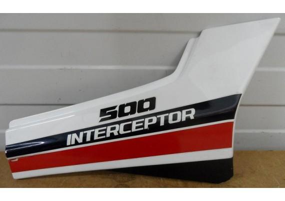 Zijkap rechts (1) rood/wit/blauw VF 500 Int