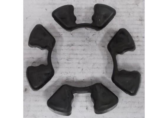 Aandrijfrubbers (set) ZXR 750 L