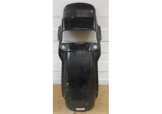 Achterkant/kont zwart (4) 80100-MF5a-0100 VT 500 C