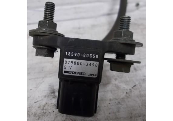 Luchtdruksensor 18590-80C50 079800-3490 TL 1000 S