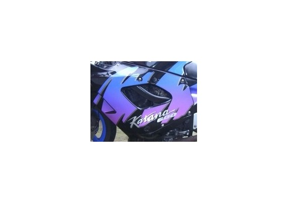Stickerset 68690-43C00-1NR GSX 600 F Katana