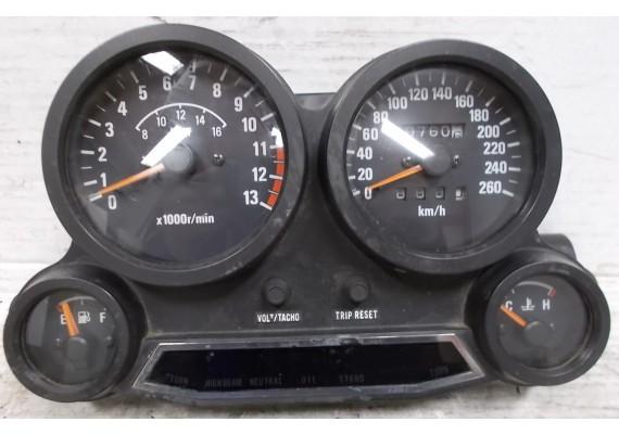 Tellerset (50760 km.) GPZ 600 R