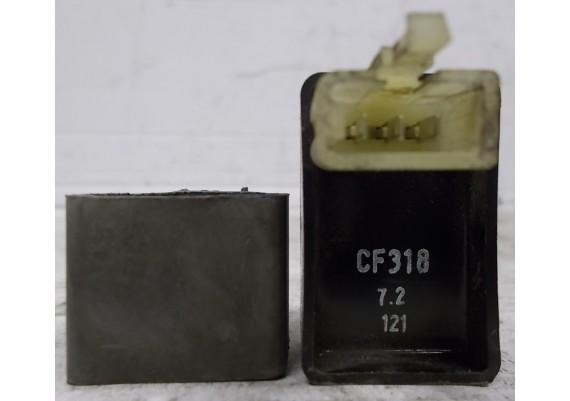 Brandstofpomprelais CF318 7.2 inclusief rubber CBR 600 F3