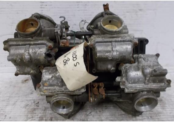 Carburateurs (set 4) voor onderdelen ! VF 1100 S