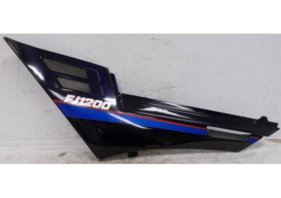 Zijkap rechts donkerblauw/zwart/lichtblauw/rood (1) FJ 1200 3SK