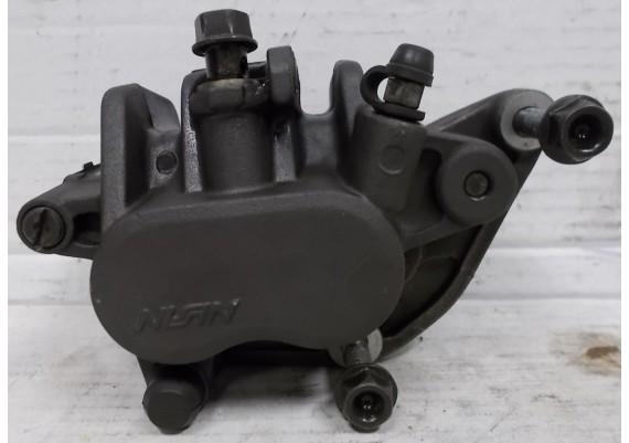 Remklauw rechts voor (1) inclusief goede remblokken CBR 600 F3