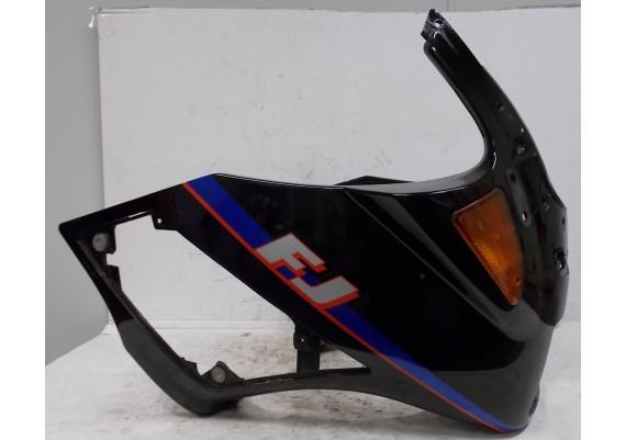Topkuip zwart/donkerblauw/blauw/rood (1) FJ 1200 3SK