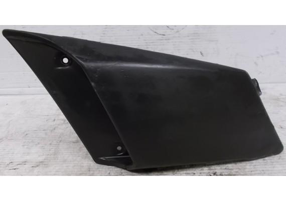 Luchthapper links zwart (1) inclusief inlaatbuis FJ 1200 3SK