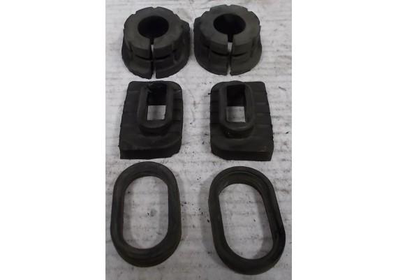 Rubbers (set 1) FJ 1200 3SK