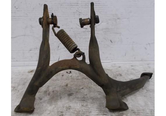 Middenbok (1) inclusief bouten en veer FJ 1200 3SK