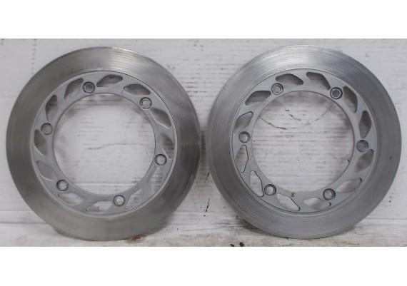 Remschijven voor (set 1 links en rechts) 5,0 mm. CB 650 SC