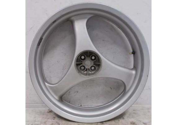 Achtervelg zilver (2) 3631-2 310 255 MTH2 4.50 x 18 E R 1100 RT