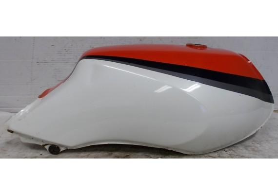 Tank wit/rood/zwart/grijs (1) FJ 600 / XJ 600