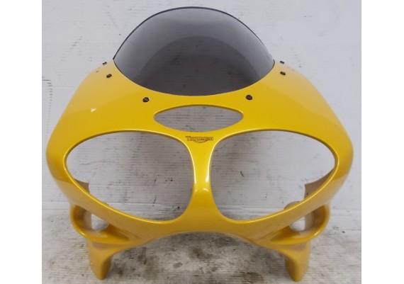 Topkuip geel (1) 2301200-5 inclusief kuipruit licht getint T 595 Daytona