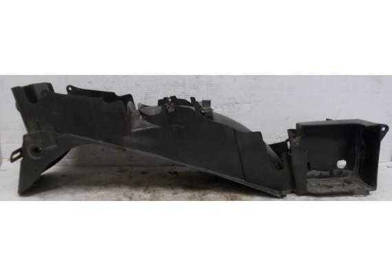 Achterspatbord/accubak (1) inclusief kentekenplaathouder XJ 900 S Div.