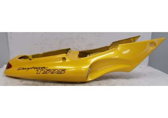 Achterkant / kont geel (1) 2301290 inclusief achterlicht T 595 Daytona