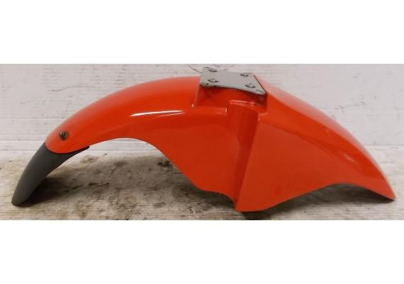 Voorspatbord rood (1) 53111-32B0 inclusief stabilisator voorvork GS 500 E