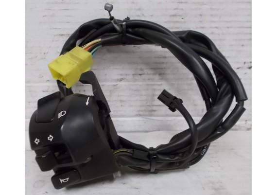 Stuurhelftschakelaar links (1) inclusief choke en kabel GSX 750 F